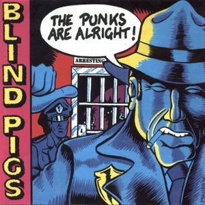 Image for 'The Punks Are Alright'