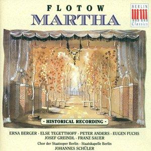 """""""Flotow, F. Von: Martha [Opera] (1944)""""的封面"""