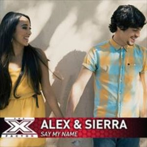 Image for 'Say My Name (The X Factor USA Performance)'