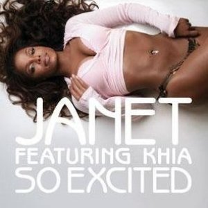 Image for 'So Excited Featuring Khia'