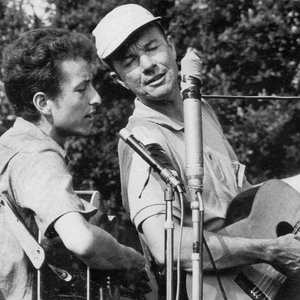 Image for 'Bob Dylan & Pete Seeger'