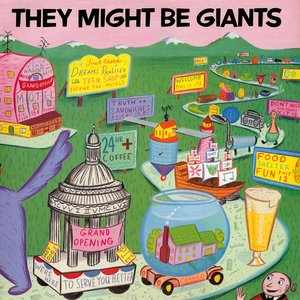Image for 'They Might Be Giants'
