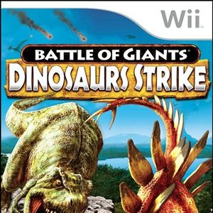 Image for 'Battle of Giants: Dinosaurs Strike (Original Game Soundtrack)'