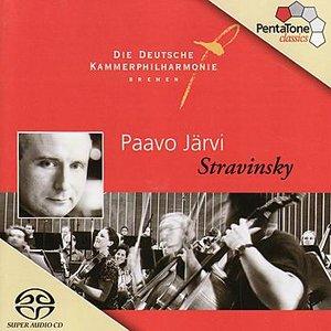 Image for 'STRAVINSKY: Grand Suite from Histoire du Soldat / Dumbarton Oaks Concerto'