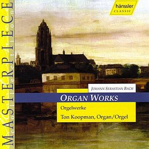 Image for 'Bach Organ Works'