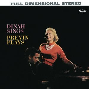 Image for 'Dinah Sings, Previn Plays'