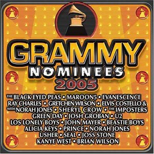Image for '2005 Grammy Nominees'