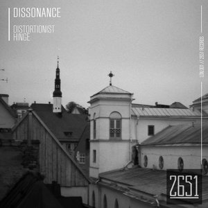 Image for 'Dissonance - Distortionist EP [TSF001]'