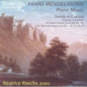 Image for 'Mendelssohn-Hensel: Piano Sonata in G Minor / 6 Character Pieces'