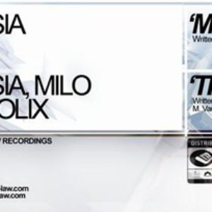 Image for 'Noisia Feat. Milo & Prolix'