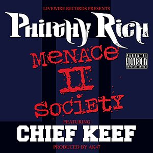 Image for 'Menace II Society (feat. Chief Keef) - Single'