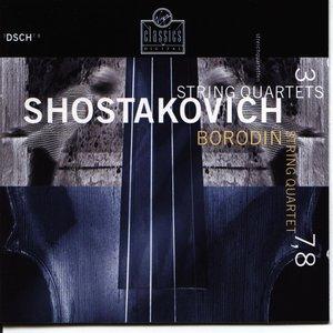 Image for 'Shostakovich - String Quartets No. 3, 7 & 8'