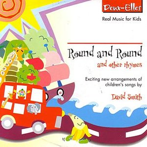 Image for 'Round and Round and other rhymes'