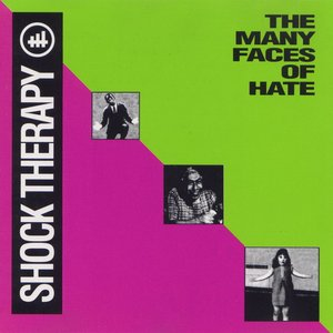 Imagem de 'the many faces of hate'