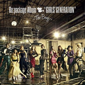 """Image for 'Re:package Album """"GIRLS' GENERATION"""" ~The Boys~'"""
