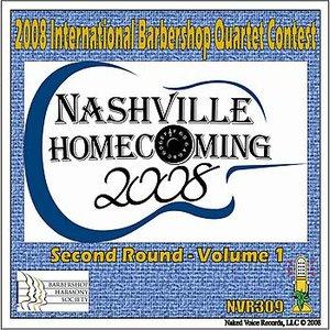 Image for '2008 International Barbershop Quartet Contest - Second Round - Volume 1'