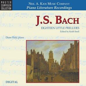 Immagine per 'J.S. Bach — Eighteen Little Preludes'