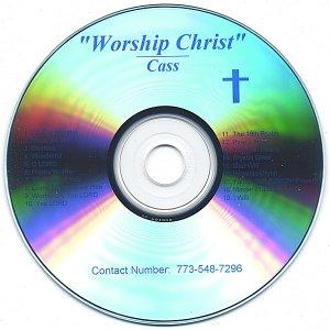 Image for 'Worship Christ'