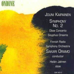 Immagine per 'Kaipainen, J.: Symphony No. 2 / Oboe Concerto / Sisyphus Dreams'