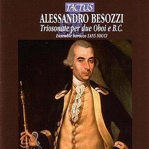 Image for 'Alessandro Besozzi: Triosonate Per Due Oboi e B.C.'