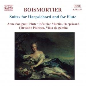 Image for 'BOISMORTIER: Suites for Harpsichord and for Flute'