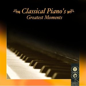 Image for 'Classical Piano's Greatest Moments'