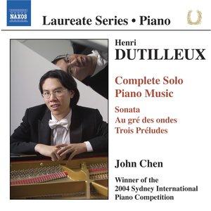 Image for 'Piano Recital: John Chen'