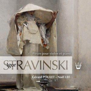Image for 'Stravinsky: Pièces pour violon et piano'