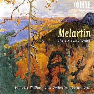 Image for 'Melartin:  The Six Symphonies'