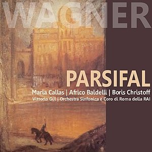 Image for 'Wagner: Parsifal'