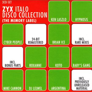 Image for 'ZYX Italo Disco Collection (The Memory Label)'