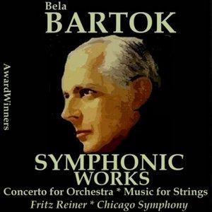 Image for 'Bartok, Vol. 2 : Symphonic Works (AwardWinners)'