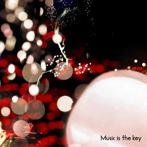 Image for 'Music is the key'