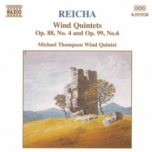 Image for 'REICHA: Wind Quintets, Op. 88, No. 4 and  Op. 99, No. 6'