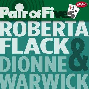 Imagen de 'Pair Of Fives: Roberta Flack / Dionne Warwick'