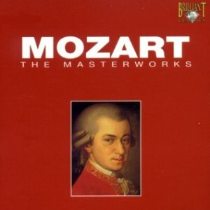 Image for 'Mozart, The Master Works Part: 8'