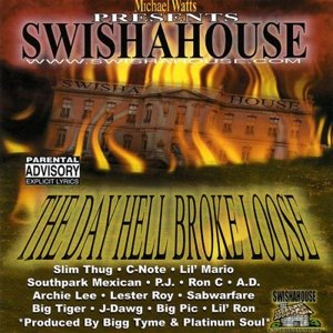 Image for 'The Day Hell Broke Loose'