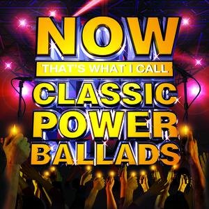 Image pour 'NOW Classic Power Ballads'