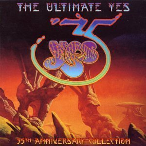Image pour 'Ultimate Yes: 35th Anniversay Collection'