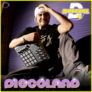 Image for 'Discoland (Silver Nikan Remix)'