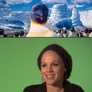 Image for 'P!nk;Happy Feet Two Chorus'