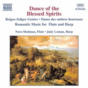 Image for 'Dance of the Blessed Spirits'