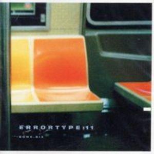 Image for 'Errortype:11'