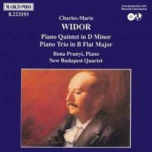 Image for 'WIDOR: Piano Trio, Op. 19 / Piano Quintet, Op. 7'