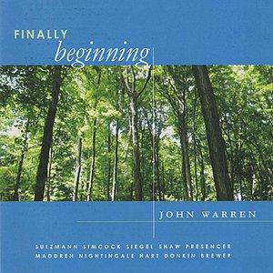 Image for 'Finally Beginning'