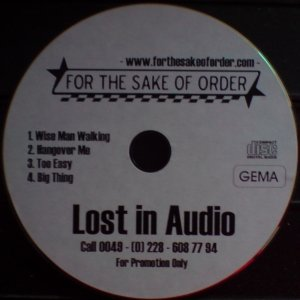 Image for 'Lost in Audio (EP)'