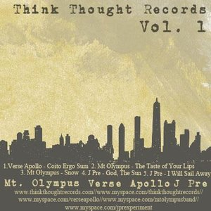 Image for 'Think Thought Records Compilation Vol. 1'