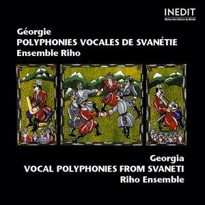 Bild för 'Géorgie. polyphonies vocales de svanétie. georgia. vocal polyphonies from svaneti.'