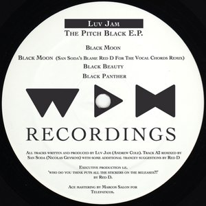 Image for 'Pitch Black EP'