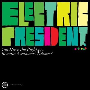 """You Have the Right to Remain Awesome: Volume 1""的封面"